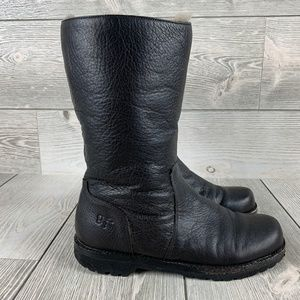 Gentle Souls by Kenneth Cole Leather Boot Size 7